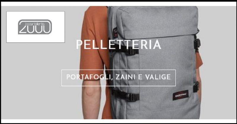 LA CARTOLERIA 2000 - Verndita articoli PELLETTERIA BORSE ed OROLOGI ad Arzignano