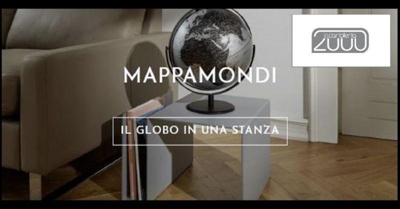 2000 LA CARTOLERIA - Offerta assortimento modelli MAPPAMONDO acquistabili online Arzignano