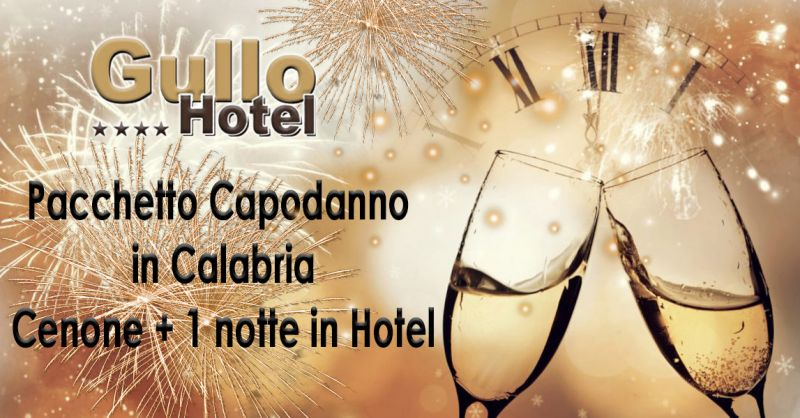 Offerta Pacchetto capodanno in Calabria - Occasione pacchetti hotel Capodanno Catanzaro