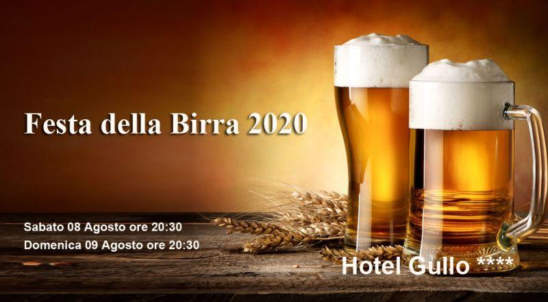 Hotel Gullo - Offerte Festa della Birra Catanzaro – promozione grigliata a bordo piscina Catanzaro