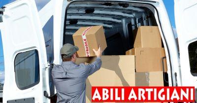 occasione trasporto e sgombero locali monza brianza promozione ditta traslochi nord italia