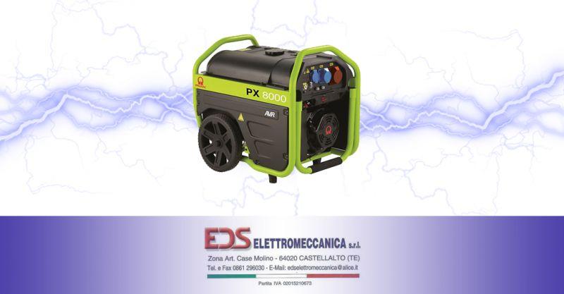offerta vendita gruppi elettrogeni Teramo - occasione generatori elettrici in vendita Teramo