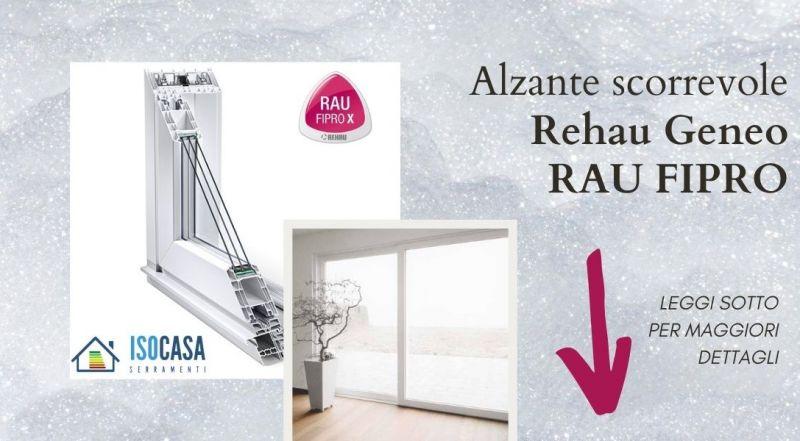 Offerta finestre Rehau Geneo RAU FIPRO a Novara – Occasione installazione serramenti in pvc a Novara
