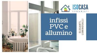 offerta vendita infissi in pvc e alluminio a novara occasione finestre in pvc e alluminio a prezzi vantaggiosi a novara