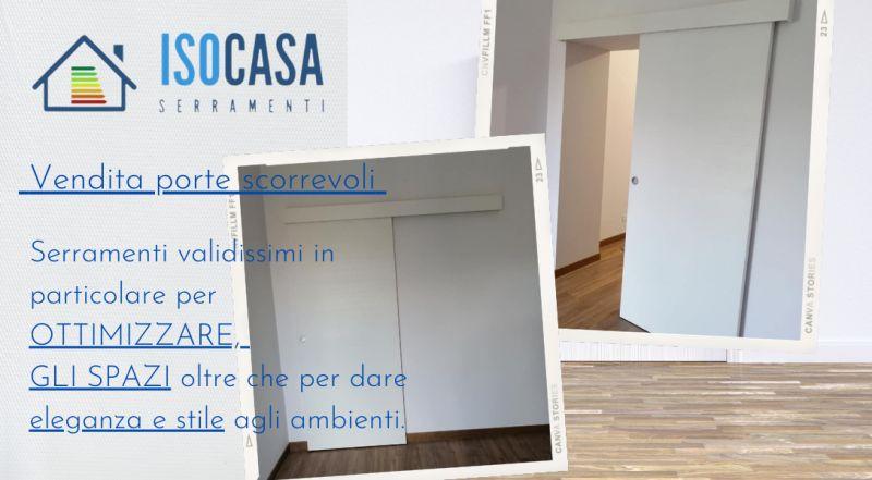Vendita istallazione e realizzazione di infissi scorrevoli a Novara – Offerta realizzazione e installazione di porte e finestre scorrevoli a Novara