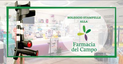 farmacia del campo offerta noleggio stampelle aprilia occasione stampelle in affitto latina
