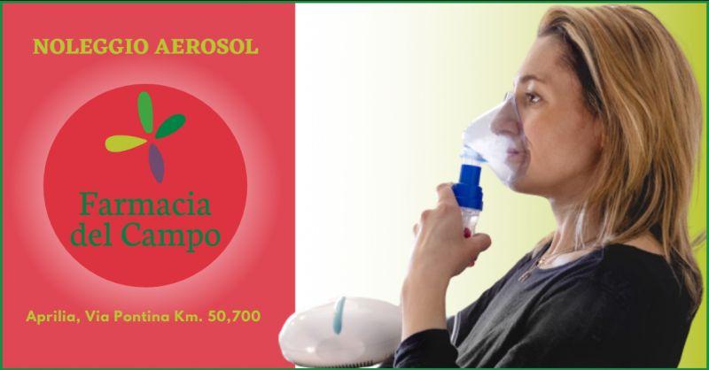 offerta noleggio aerosol latina - occasione servizio di noleggio aerosol ardea