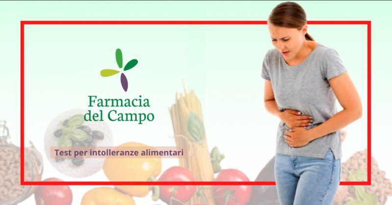 FARMACIA DEL CAMPO - offerta esame per intolleranze alimentari vicino nettuno