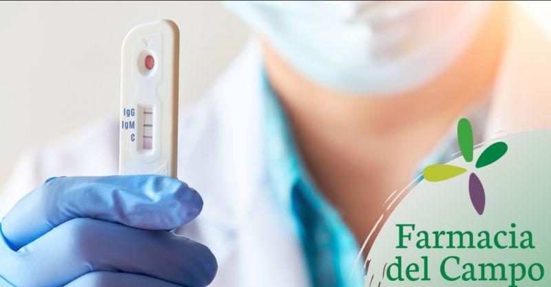 Offerta test rapidi anti Covid Aprilia - occasione test rapido in farmacia Covid Roma