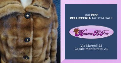 offerta pellicceria artigianale casale monferrato occasione pellicce su misura alessandria
