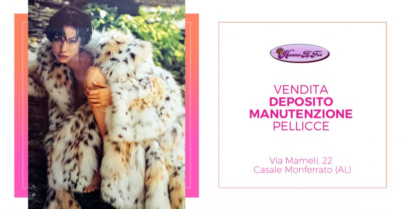 Offerta Deposito Pellicce Torino - Occasione Assicurazione Custodia Pelliccia Torino