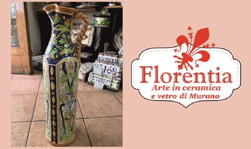 occasione vendita creazioni artigianali in ceramica Firenze - ceramica artistica fiorentina