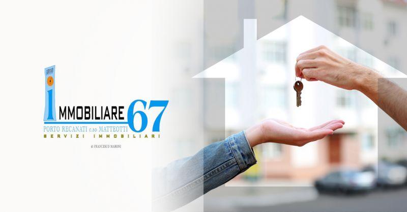 IMMOBILIARE 67 - come vendere casa a porto recanati tramite agenzia immobiliare