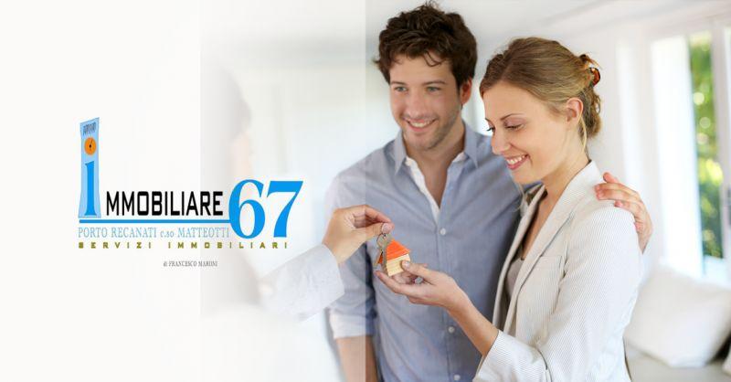 IMMOBILIARE 67 - offerta case vacanze per famiglie in vendita a porto recanati