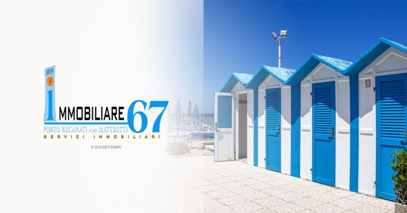 IMMOBILIARE 67 - offerta vendita appartamenti case zona centrale porto recanati