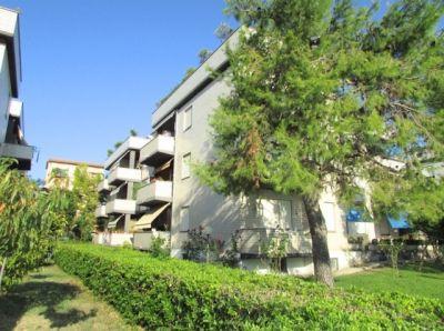 occasione appartamento in centro con due camere e terrazza a porto recanati vicino la spiaggia