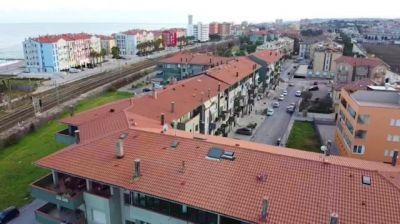 occasione appartamento semicentrale vendita porto recanati vicino sipiaggia vista mare garage