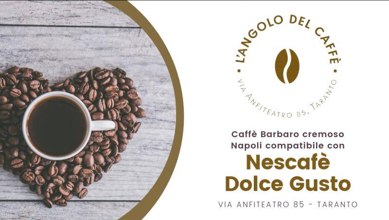 Offerta capsule nescafe taranto - offerta caffe dolce gusto taranto - offerta caffe in capsule