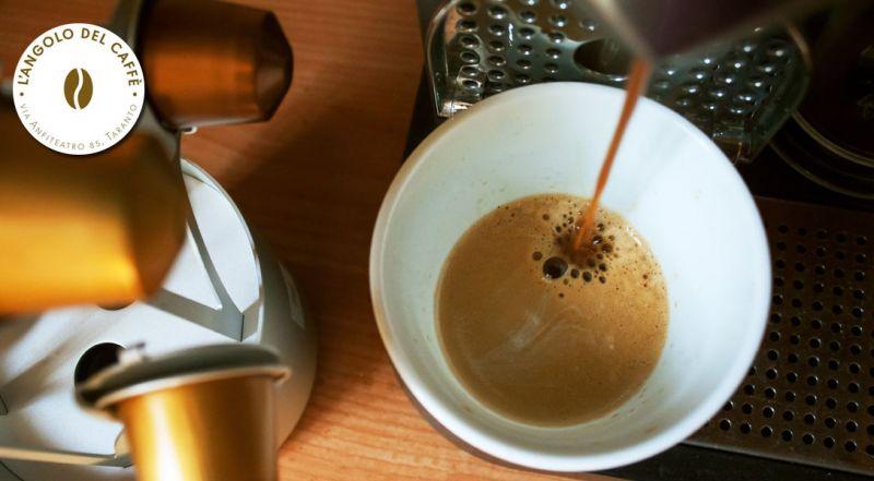 Offerta capsule caffè espresso Izzo Taranto – Promozione cialde caffè espresso compatibili Taranto