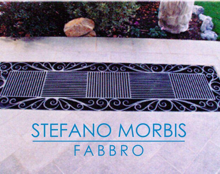 STEFANO MORBIS FABBRO produzione grigliato elettrosaldato-rifinitura parti grigliato sagomate