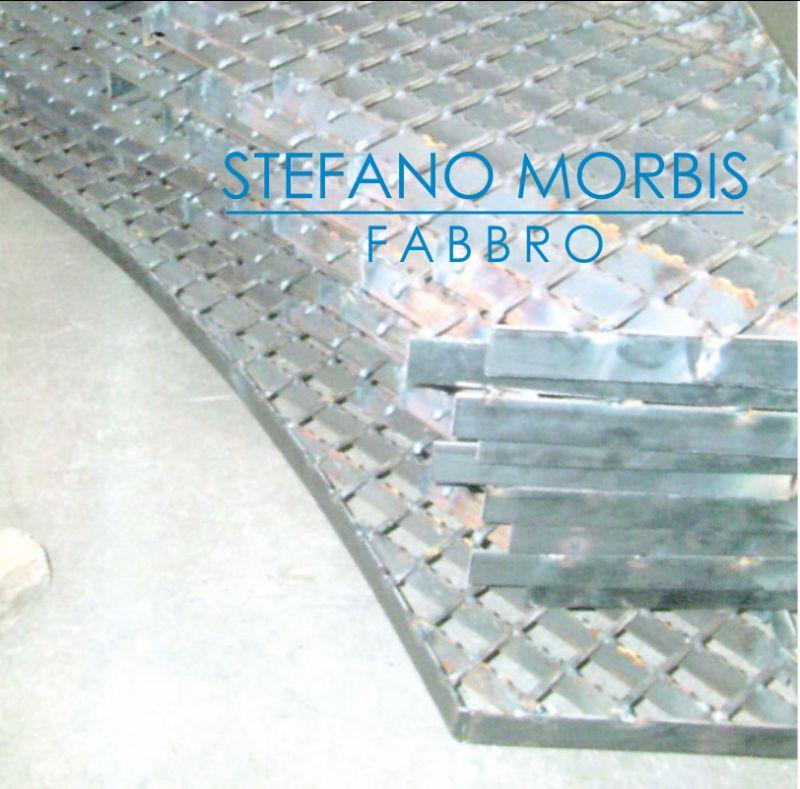 STEFANO MORBIS FABBRO bordatura grigliati - promozione bordatura in piatto con zanche
