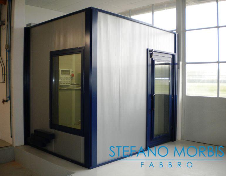 STEFANO MORBIS FABBRO offerta fornitura cabine fonoisolanti – promo posa cabine fonoassorbenti