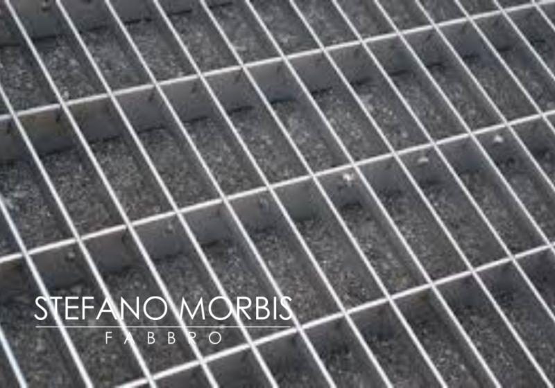 STEFANO MORBIS FABBRO offerta fornitura grigliati in pressato – promozione pressati su misura