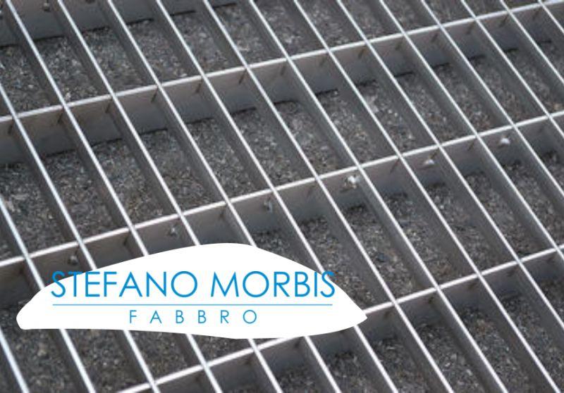 STEFANO MORBIS FABBRO offerta grigliato elettrosaldato zincato – promo grigliato grezzo