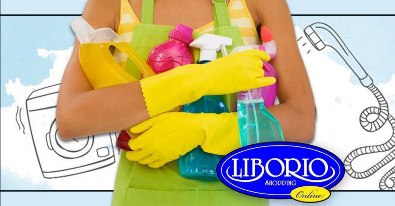Offerta Vendita prodotti igiene casa Catania - Occasione Detergenti per pulizia Casa Catania