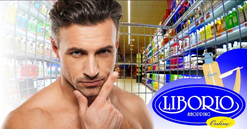LIBORIO SHOPPING Offerta prodotti cura uomo - occasione vendita prodotti per la barba