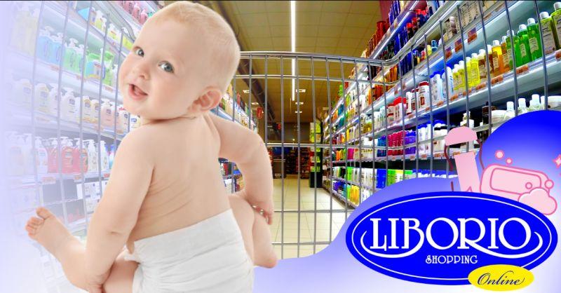 Offerta vendita prodotti per la cura del bambino - occasione vendita prodotti igiene neonato