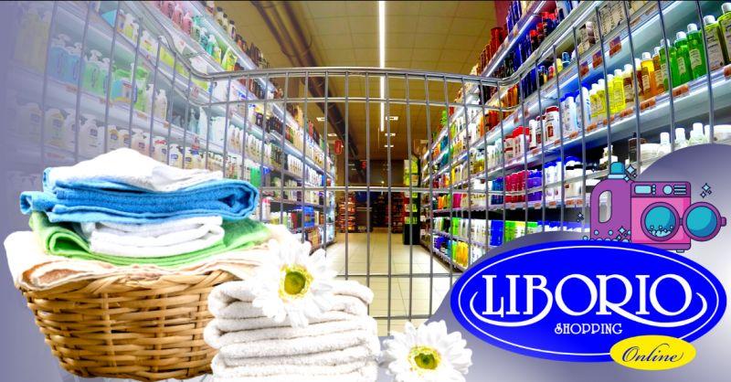 LIBORIO SHOPPING Offerta detersivi bucato online - occasione vendita prodotti bucato