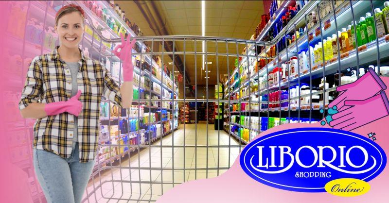LIBORIO SHOPPING - Offerta prodotti casalinghi consegna a domicilio catania