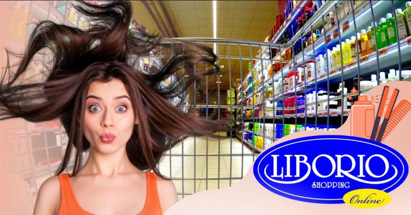 LIBORIO SHOPPING - offerta prodotti e accessori per capelli con consegna a domicilio catania