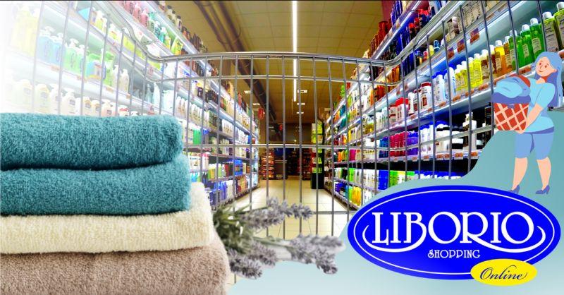 LIBORIO SHOPPING - offerta prodotti per il bucato con consegna a domicilio catania