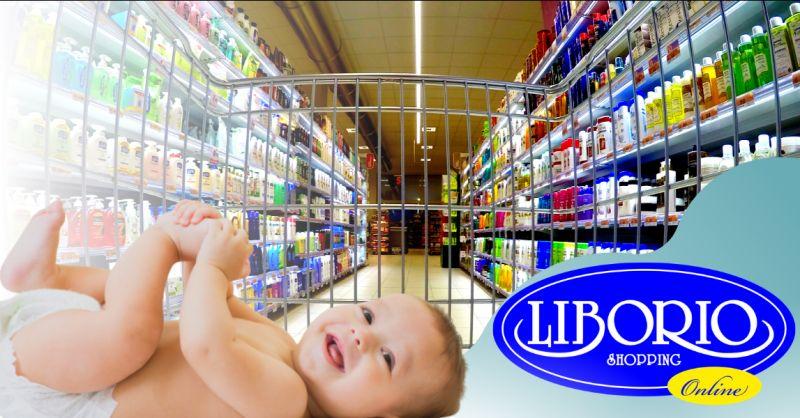 LIBORIO SHOPPING - offerta prodotti per igiene bambini consegna a domicilio catania