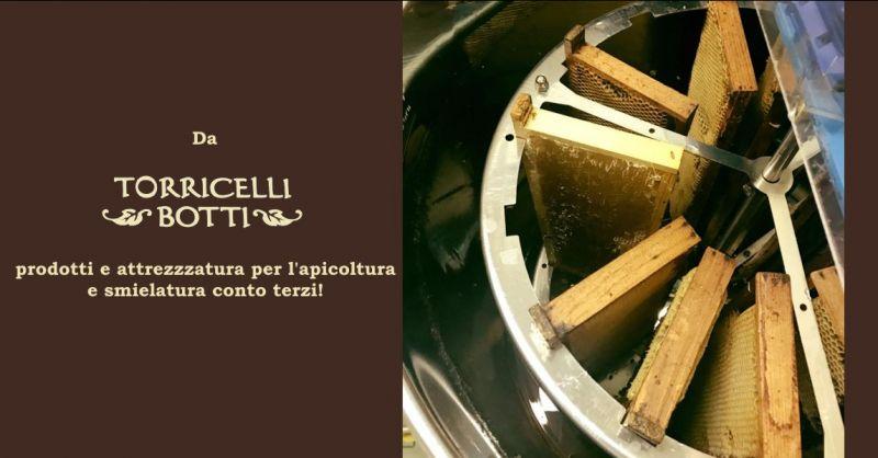 Offerta attrezzatura per apicoltura - occasione smielatura conto terzi Reggio Emilia
