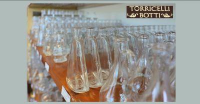 offerta bottiglie in vetro varie forme reggio emilia occasione vasi in vetro reggio emilia