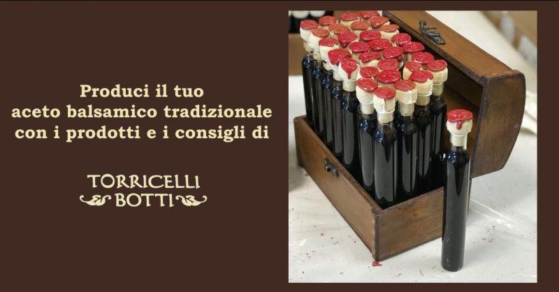 Offerta attrezzi per aceto balsamico - Occasione barili e mosto cotto Reggio Emilia