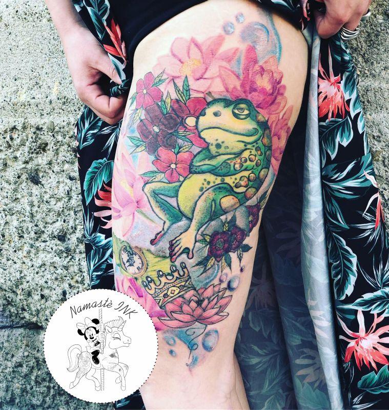 NAMASTE INK TATTOO offerta tatto - promozioni tatuaggi sconto tatuatrice a milano economia