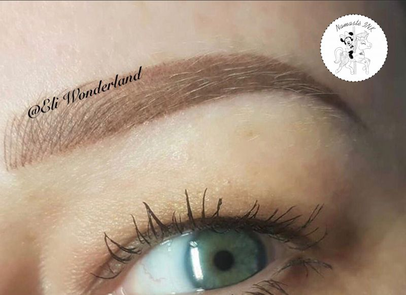 NAMASTE INK TATTOO offerta trucco permanente - promozione eyeliner tattoo