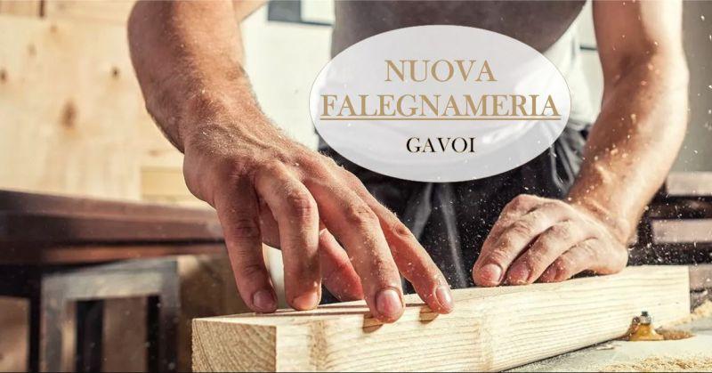 La NUOVA FALEGNAMERIA Gavoi - offerta  lavorazione arredi su misura e infissi in legno
