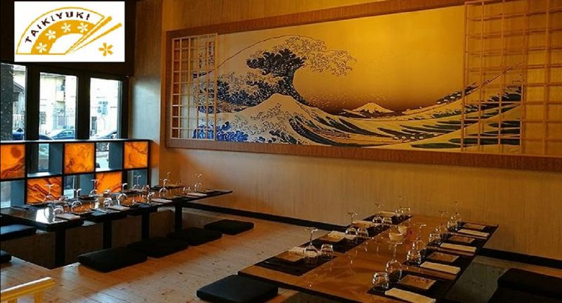 offerta ristorante giapponese con formula All You Can Eat Varese - RISTORANTE TAIKIYUKI