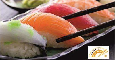 promozione ristorante di sushi e cucina fusion ristorante giapponese cinese taikiyuki
