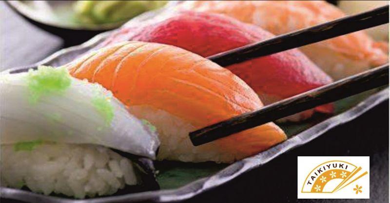 promozione Ristorante di Sushi e Cucina Fusion - RISTORANTE GIAPPONESE CINESE TAIKIYUKI