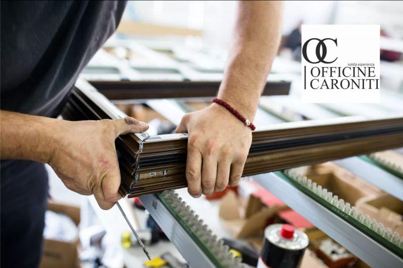OFFICINE CARONITI offerta sostituzione serramenti - promozione risparmio energetico infissi