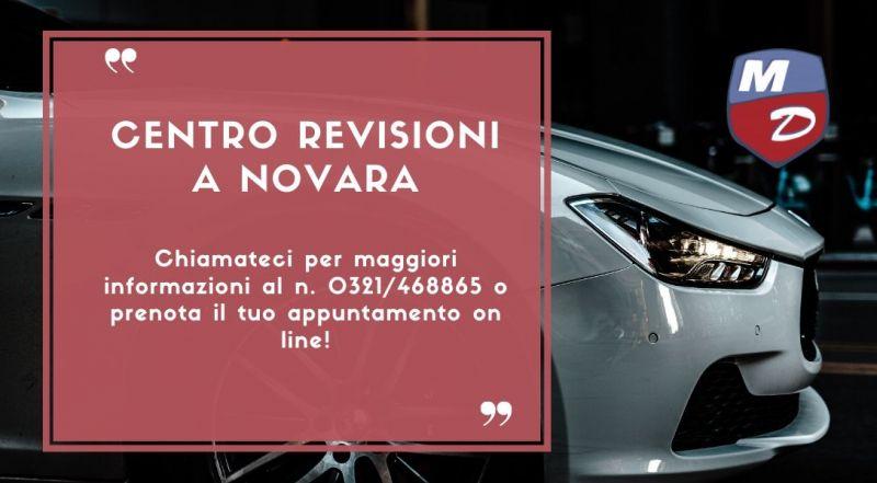 Occasione revisione di auto moto camper camion a Novara – Offerta centro revisioni certificato a Novara