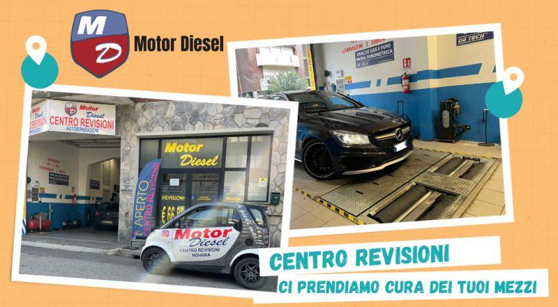 Occasione centro autorizzato revisioni a Novara – offerta centro Revisioni Auto a Novara