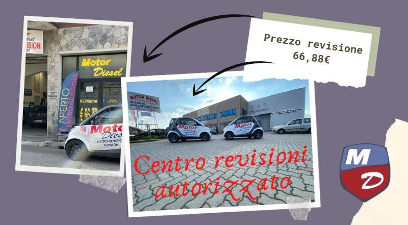 offerta revisione auto tagliando a Novara - promozione centro revisioni autorizzato a Novara
