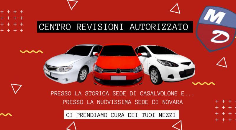 Occasione centro revisione auto autorizzato a Novara – offerta Revisioni Camion e moto a Novara